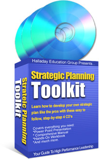 Strategic Planning Toolkit - Buy it Online